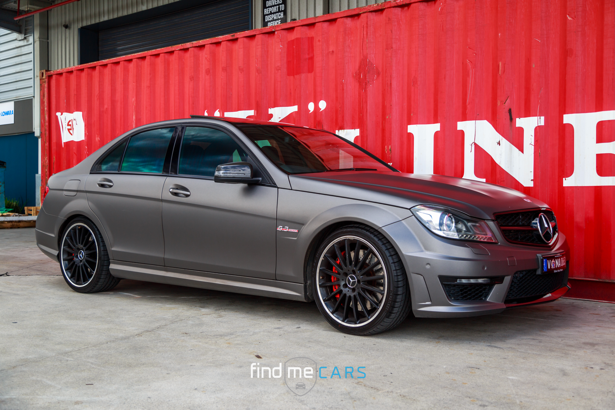 2011 Mercedes Benz C63 Amg Performance Package Plus Find Me Cars