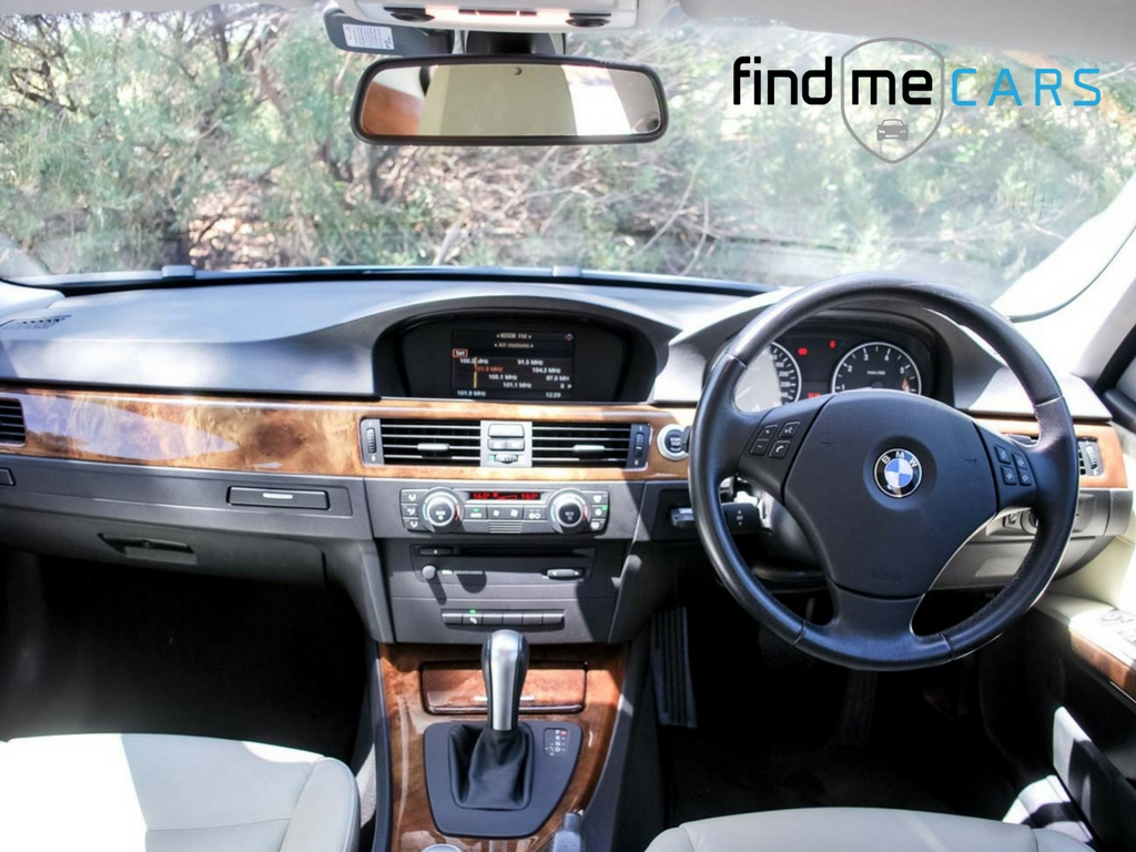 2006 Bmw 320i Executive E90 Find Me Cars