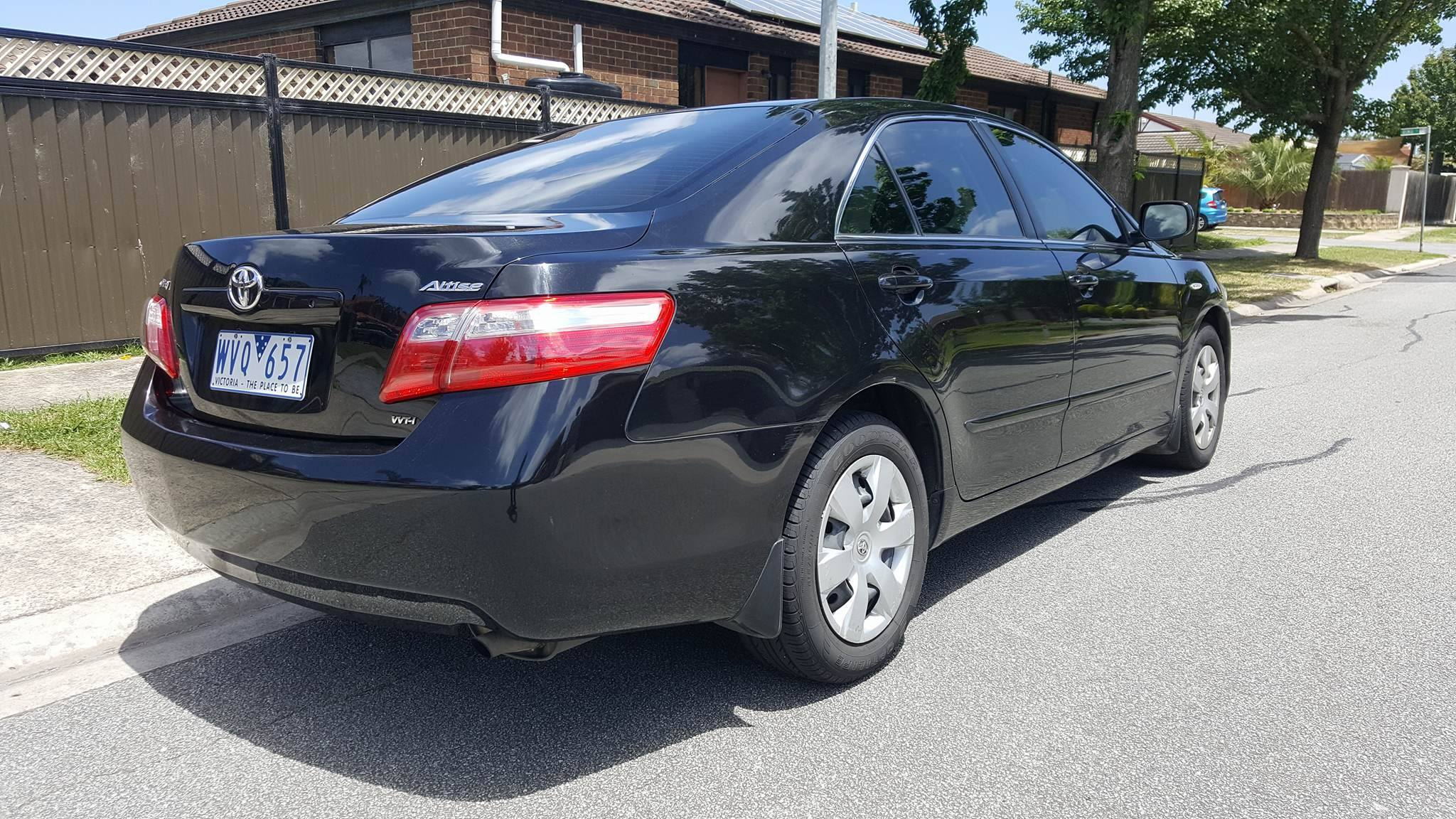 Used Toyota Camry For Sale Near Me >> 2008 Toyota Camry Altise – Find Me Cars