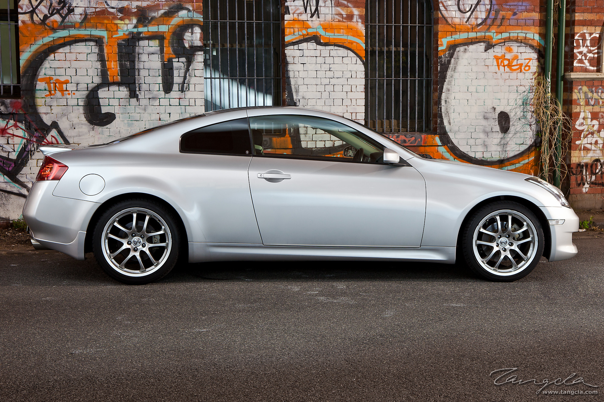2006 Nissan 350gt Series 3 V35 Skyline Coupe Find Me Cars