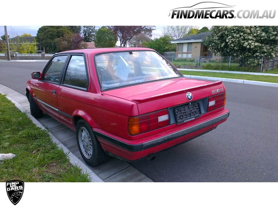 1990 bmw e30 318is find me cars. Black Bedroom Furniture Sets. Home Design Ideas
