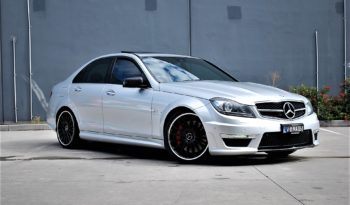 2011 mercedes benz c63 amg performance package find me cars. Black Bedroom Furniture Sets. Home Design Ideas