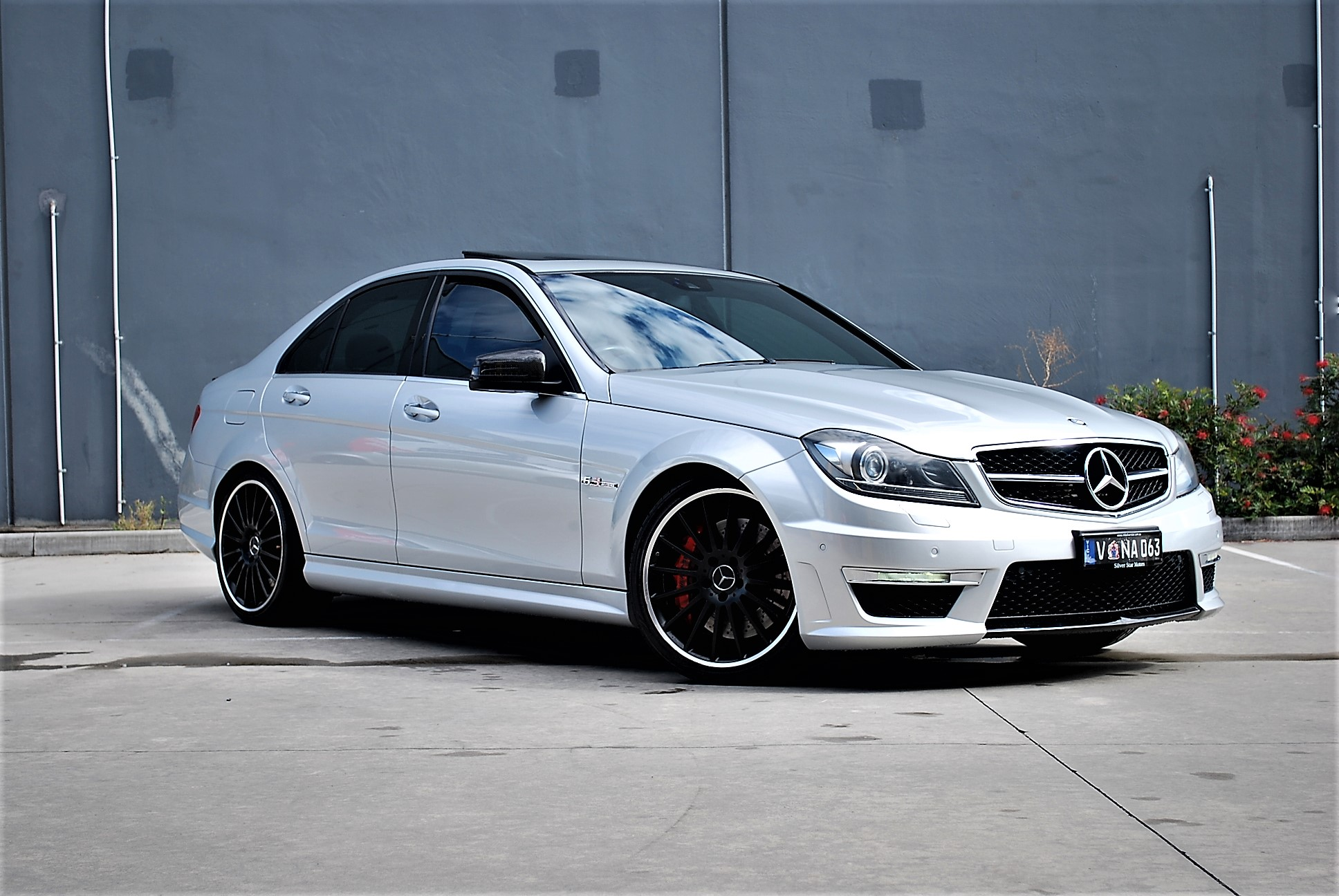 2011 mercedes benz c63 amg performance package find me cars for Mercedes benz motorsport