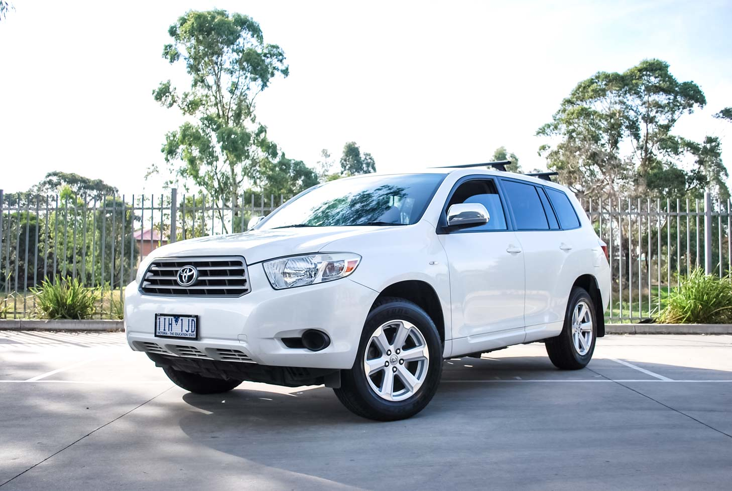 Cars With 3rd Row Seating >> 2009 Toyota Kluger KX-R 7 Seats – Find Me Cars