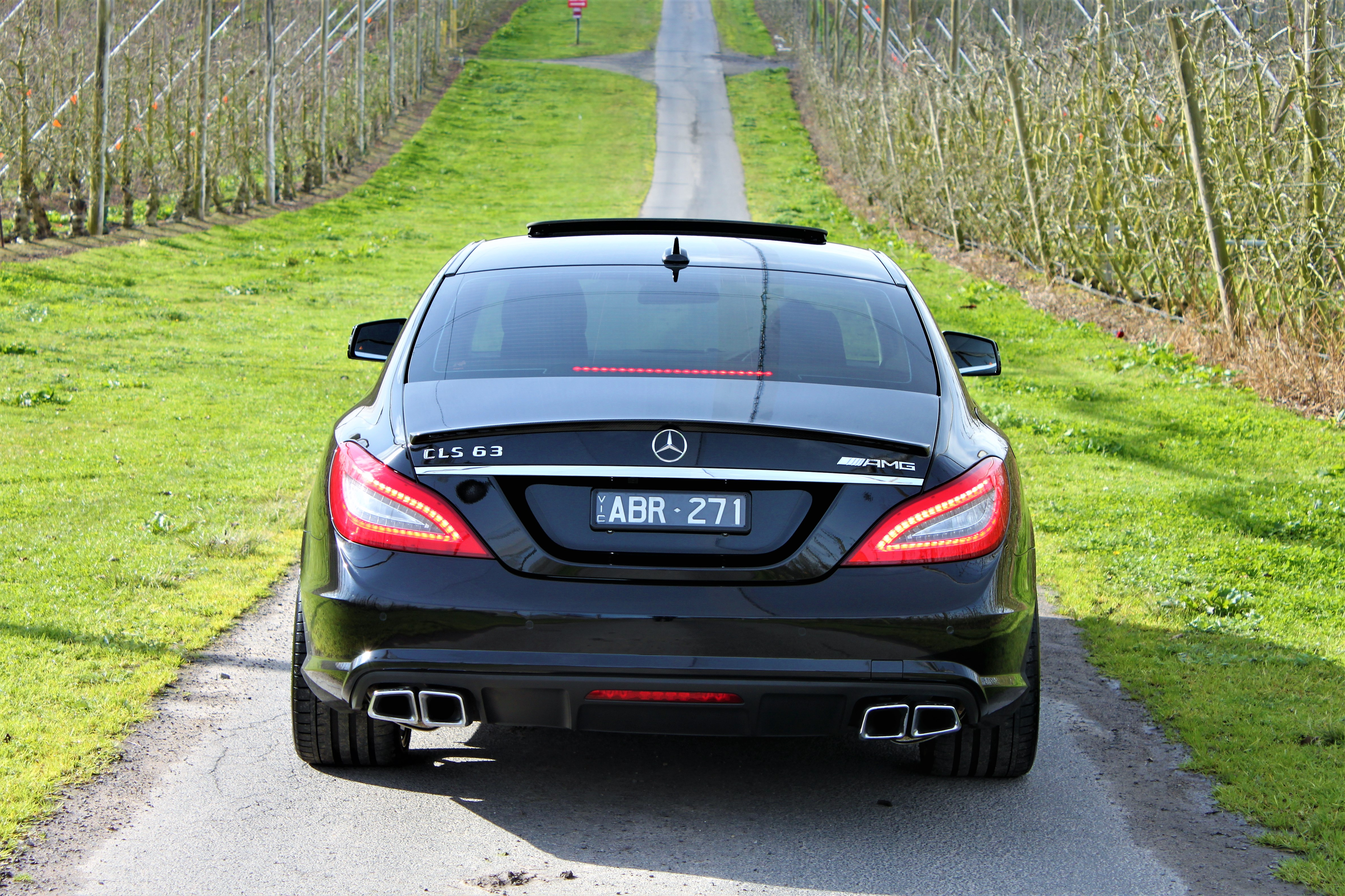 news cls benz amg mercedes auto
