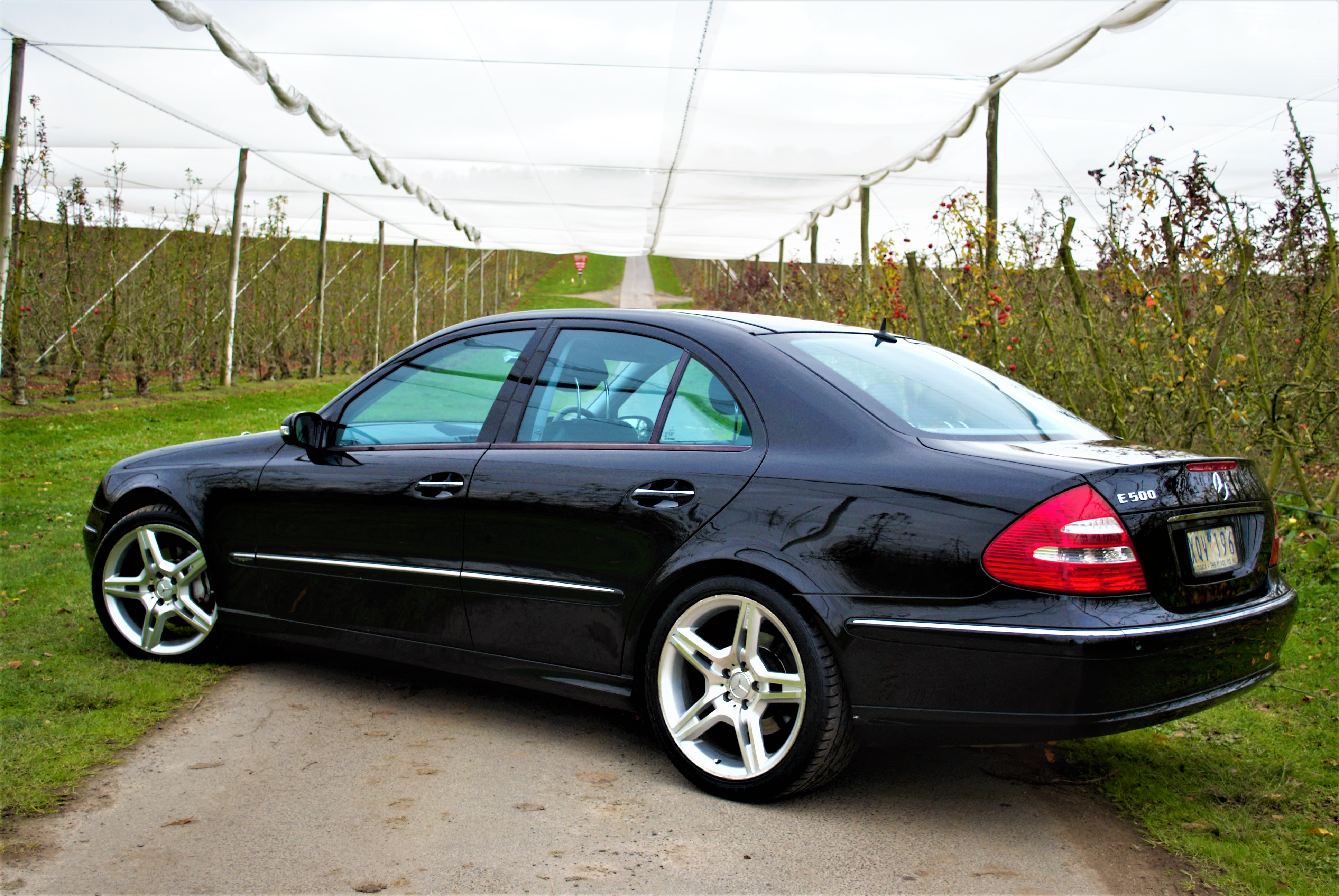 Mercedes Air Suspension >> 2005 Mercedes-Benz E500 Avantgarde – Find Me Cars