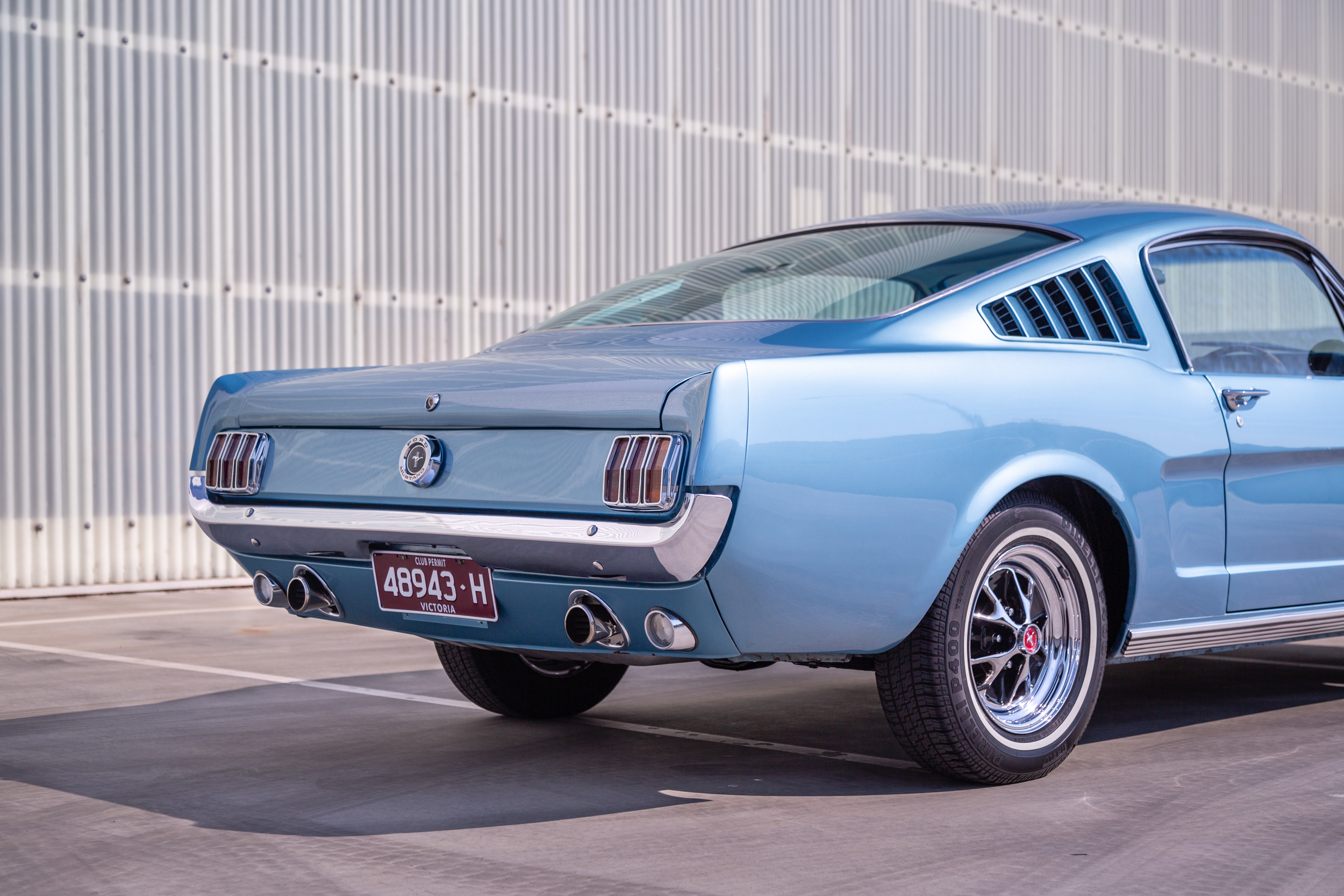 1965 Ford Mustang Fastback RHD - Find Me Cars