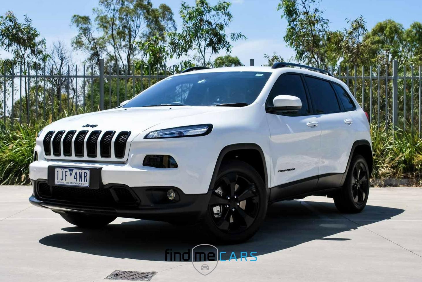 2015 Jeep Cherokee Blackhawk 4x4 Find Me Cars