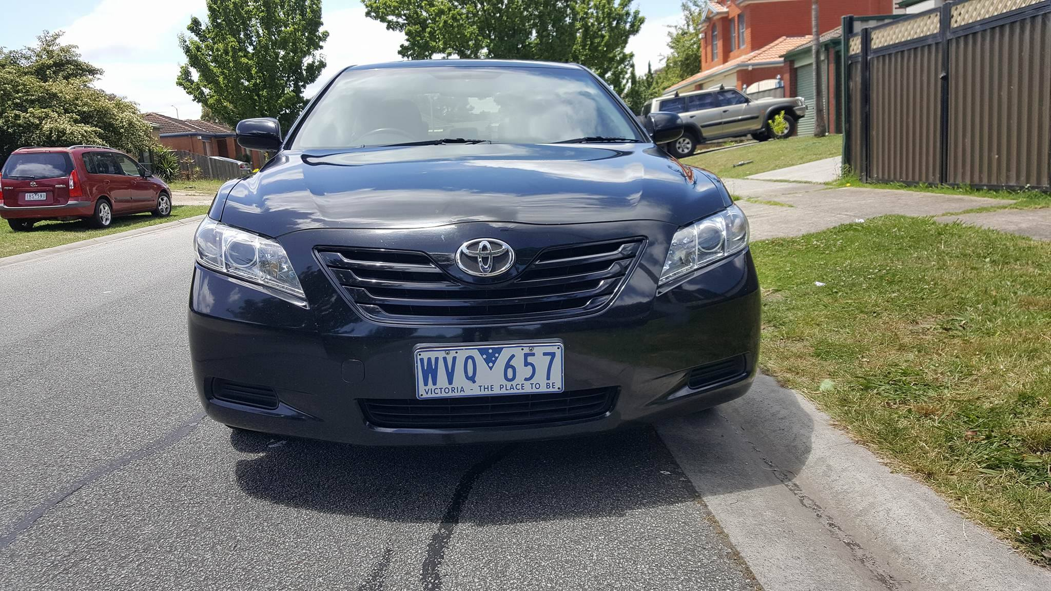 2008 Toyota Camry Altise  U2013 Find Me Cars