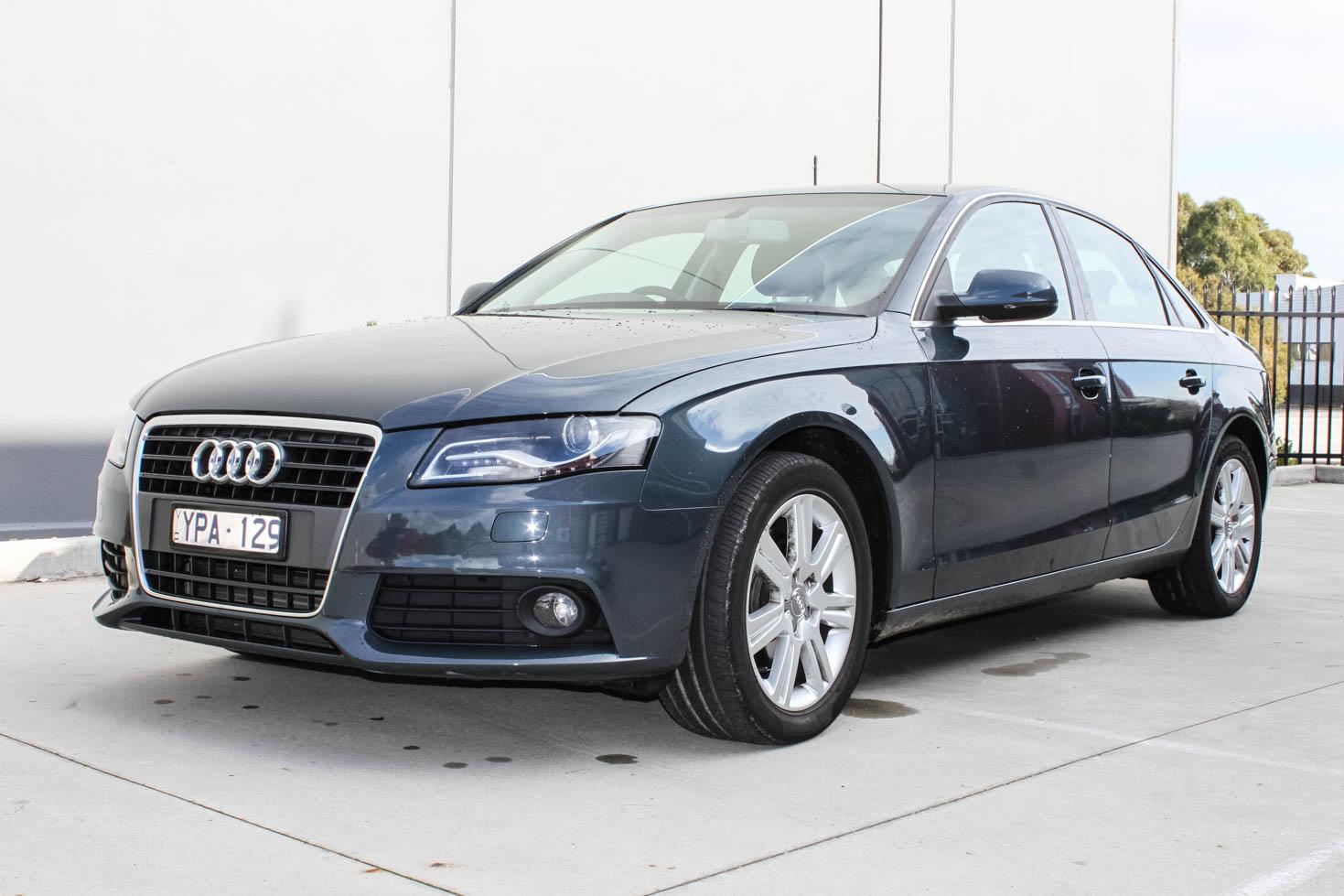 2011 Audi A4 1.8L Turbo Petrol - Find Me Cars