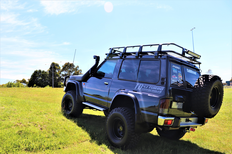 1994 Nissan Patrol GQ ST SWB - Find Me Cars