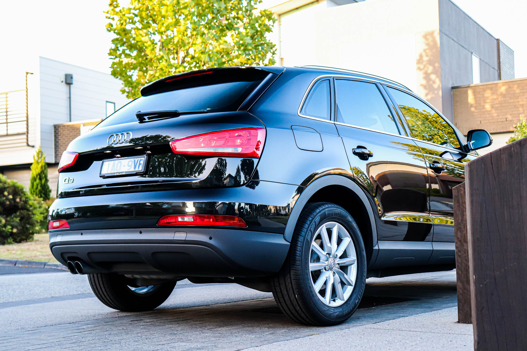 2014 Audi Q3 TFSI Auto - Find Me Cars